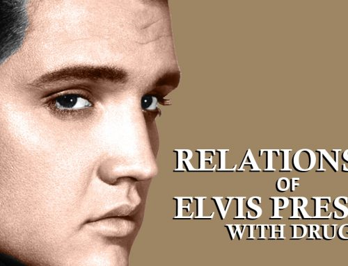Relationship of Elvis Presley with Drugs